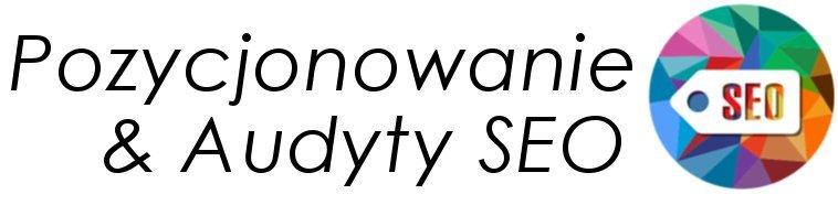 Pozycjonowanie stron www & profesjonalny audyt SEO